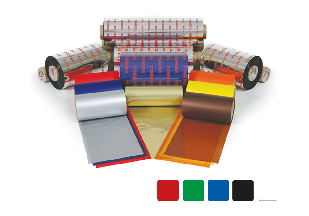 Ribbons colours RS1E RS1F
